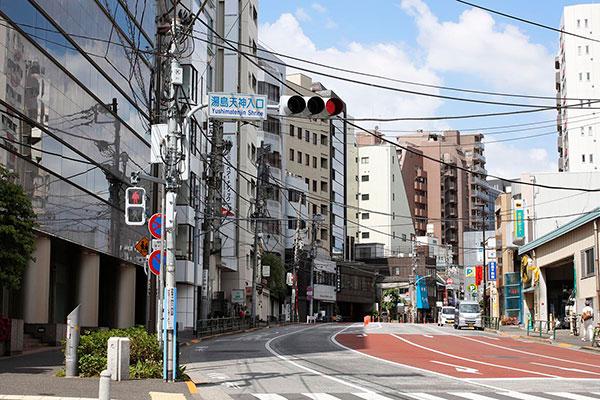 湯島(文京区)で居抜きで飲食店を開業するための街情報